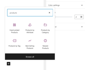 WooCommerce Product Visibility Back End