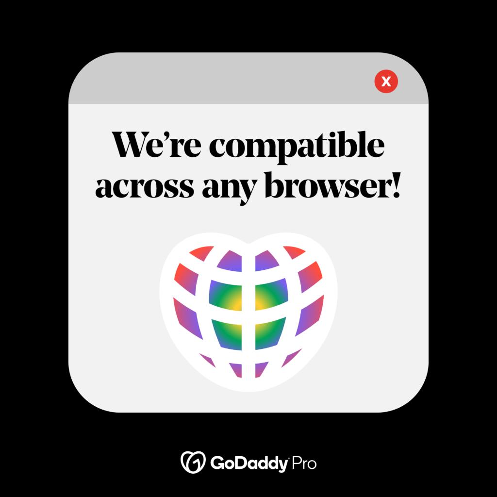 Web Designer Day Cards Compatible