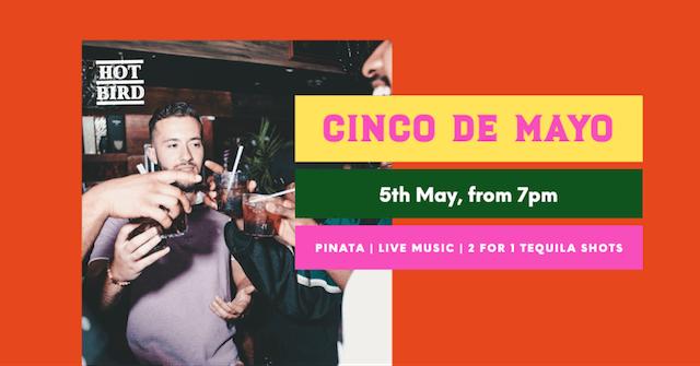 GoDaddy Studio templates made for Cinco de Mayo