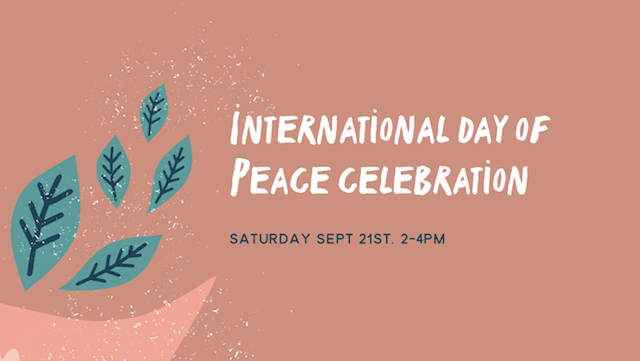 International Day of Peace social ad