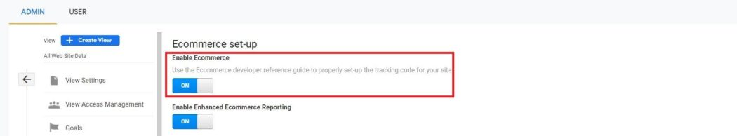 Google Analytics WooCommerce Advanced Reporting