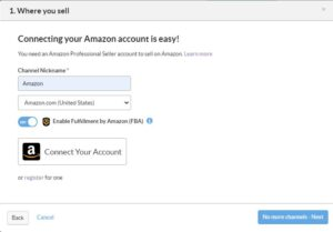 Connect Amazon WooCommerce Easy