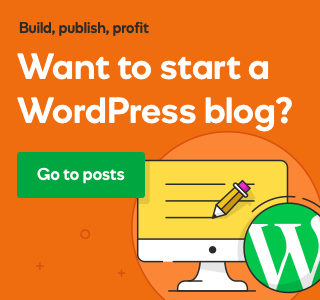 Want to start a WordPress blog?
