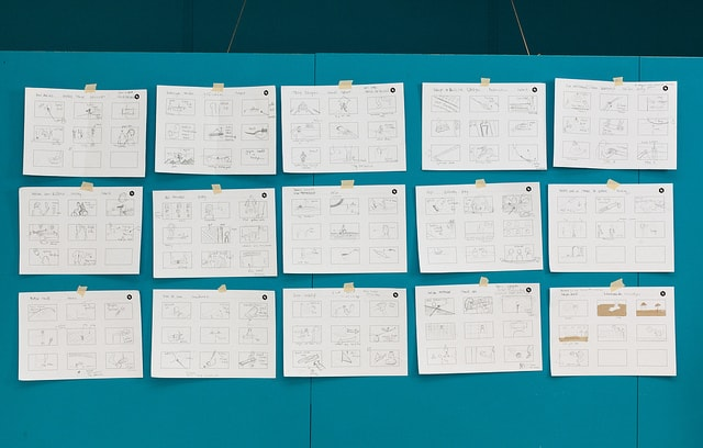 How to Earn Money Storyboard