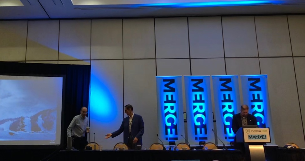 Merge Conference 2018 Main Stage