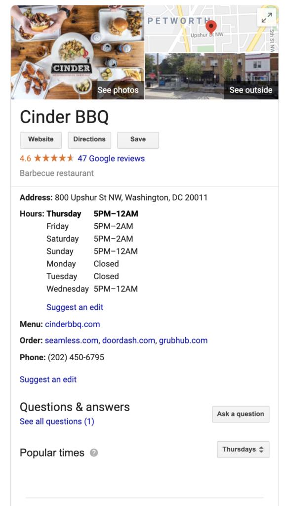 cinder-bbq-hours-google
