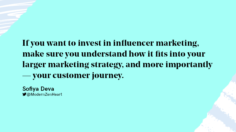 invest in influencer marketing