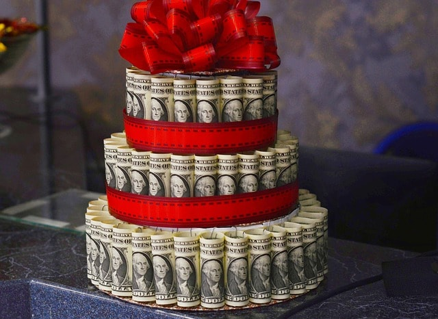 Accept Payments Online Cake