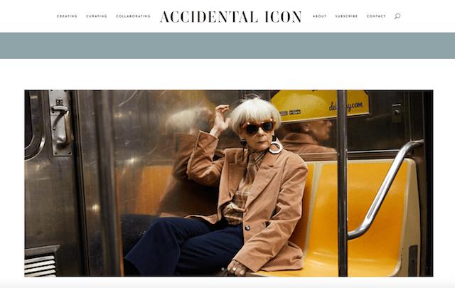 Accidental Icon Website Built On Managed WordPress Hosting