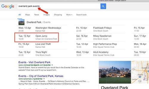 Aggiungi schema a WordPress Google