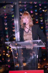 Alison Larson Presenting Award