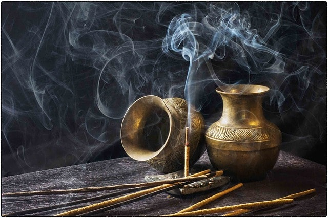 Alternative Healing Therapies Incense