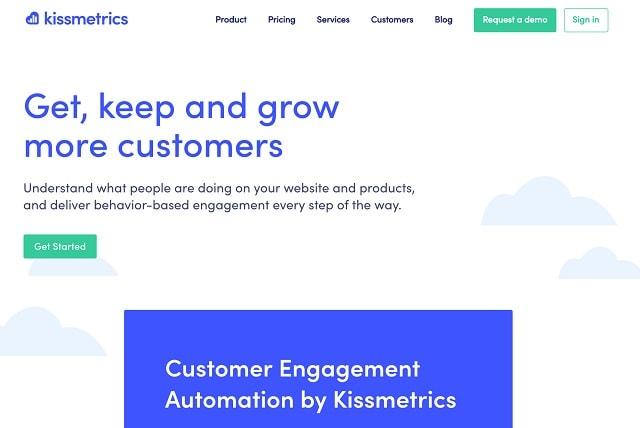 Alternatives To Google Analytics Kissmetrics