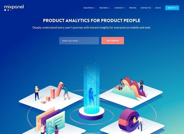 Alternatives To Google Analytics Mixpanel