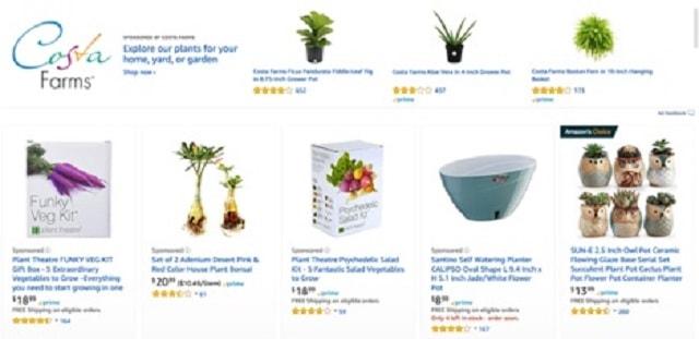 Amazon Advertising Sponsored
