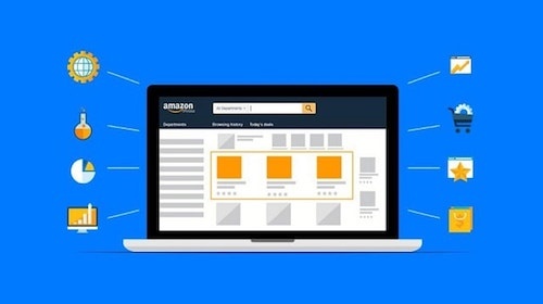 Amazon Targeting Campaigns Graphic
