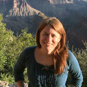 headshot of GoCentral team member Ann