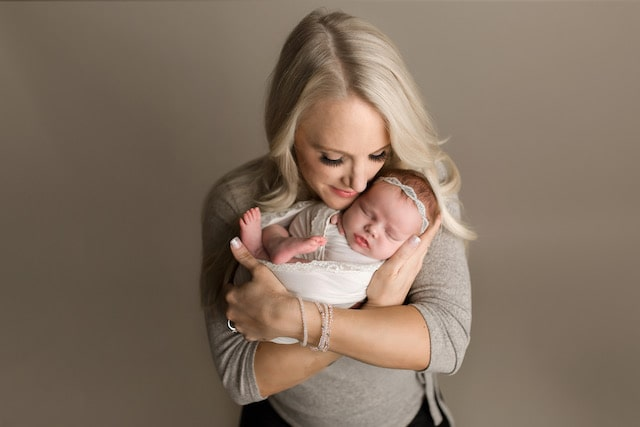 Ashley Allen Baby Savannah