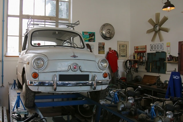 Auto Repair Blog Shop