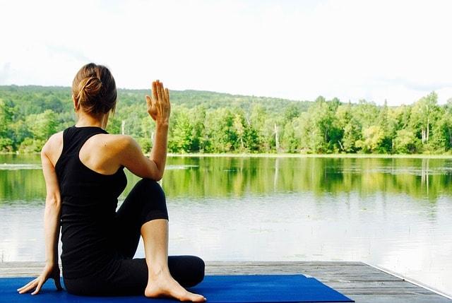 Avoid Burnout Yoga