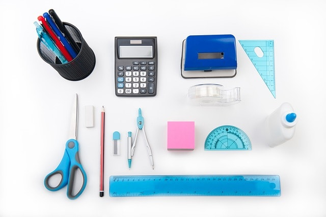 Back-To-School Shoppers Supplies