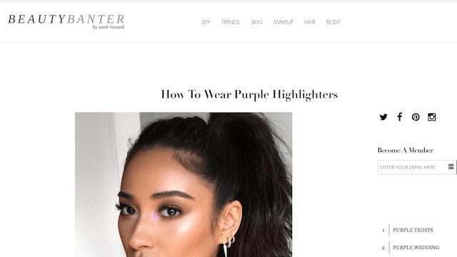 Beauty Trends Beauty Banter
