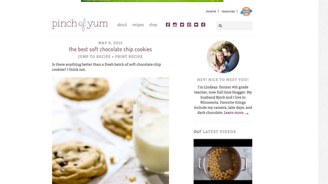 Best Baking Blogs Pinch