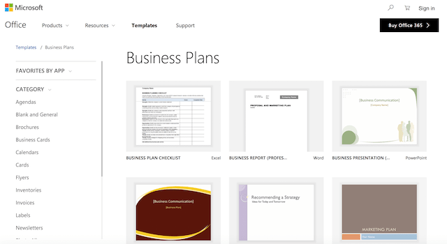 Best Business Plan Template