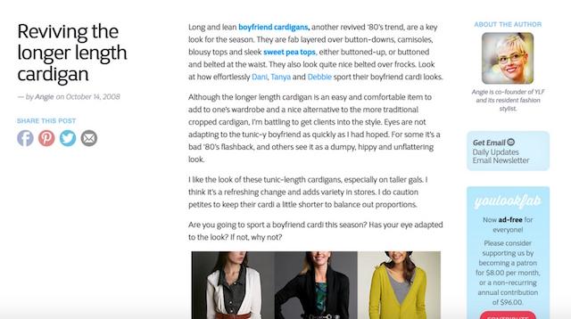 Best Fashion Blogs Advice