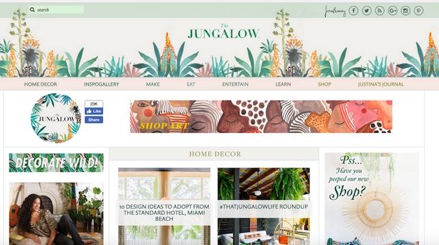 Best Interior Design Blogs Jungalow