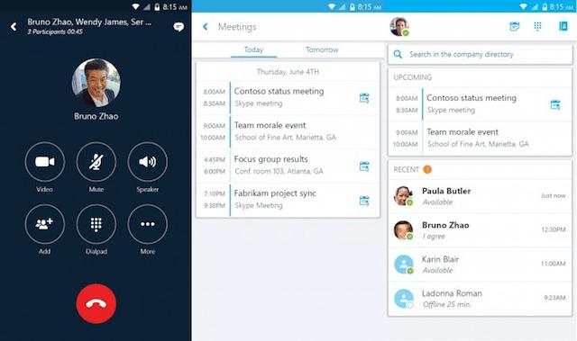 Best Mobile Apps Skype