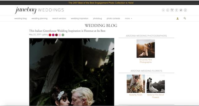 Best Photography Blogs Junebug Weddings