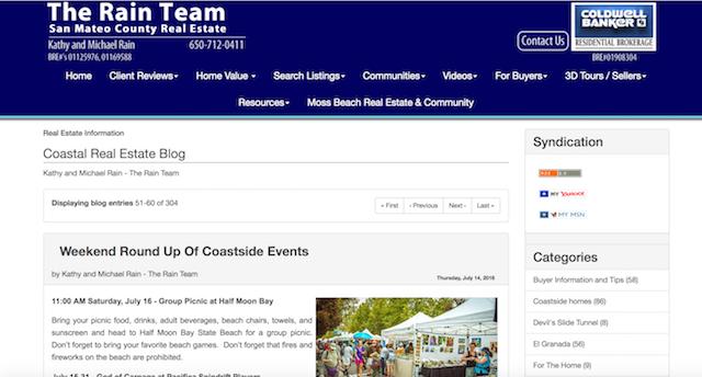 Best Real Estate Blogs The Coastal Real Estate Blog