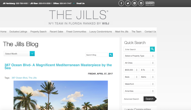 Best Real Estate Blogs The Jills