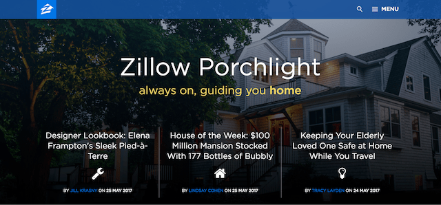 Best Real Estate Blogs Zillow