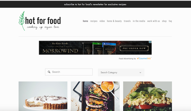 Best Vegan Blogs Hot for Food
