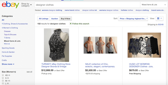 The 4 Best Websites To Sell Designer Clothes New Or Used Godaddy Blog
