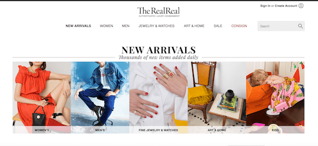 Best Websites to Sell Designer Clothes The RealReal