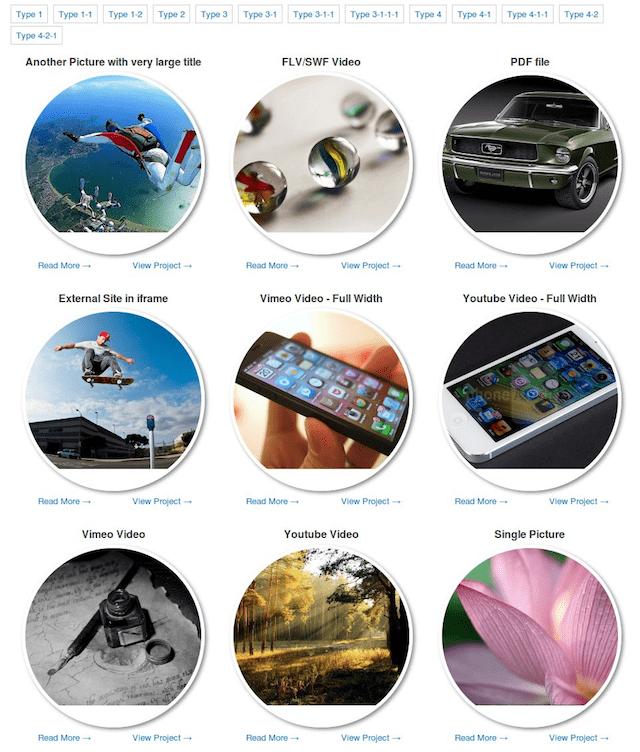Best WordPress Portfolio Plugins Nimble Portfolio