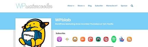 Best WordPress Podcasts WPblab