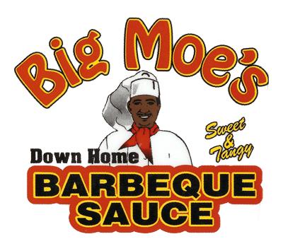 Big Moe's BBQ Logo