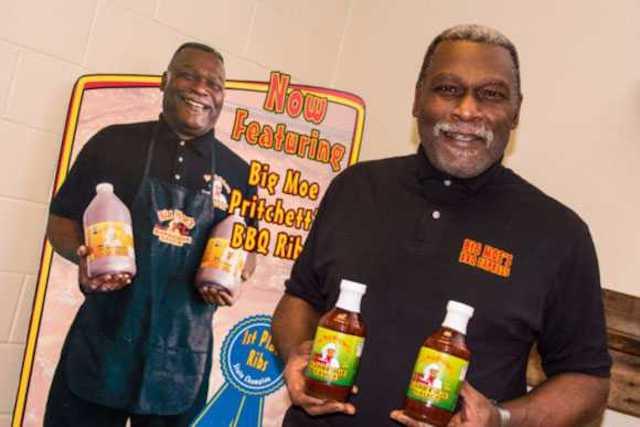 Big Moe's BBQ Paul