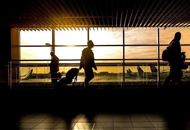 Bleisure Travel Airport