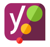 Blog SEO Yoast WordPress Plugin Logo