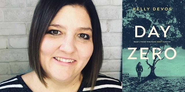 Book Marketing Kelly deVos Author Book Cove