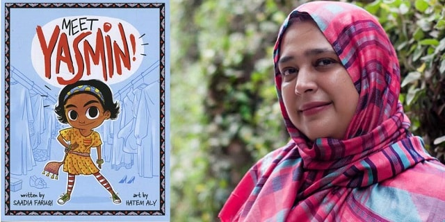Book Marketing Saadia Faruqi Author Book Cover