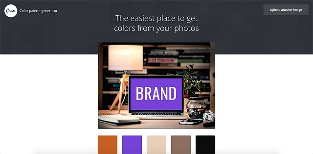 Brand Colors Canva