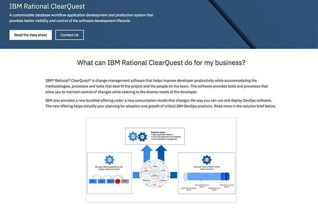 Bug Tracking Tools IBM