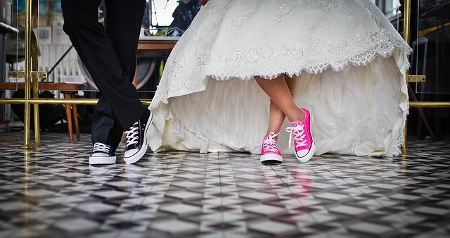 Build Wedding Website Quiz Sneakers