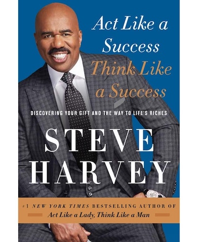 Business Books By Black Authors Harvey Act Like Success